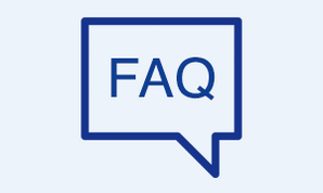 Illustrationsbild FAQ