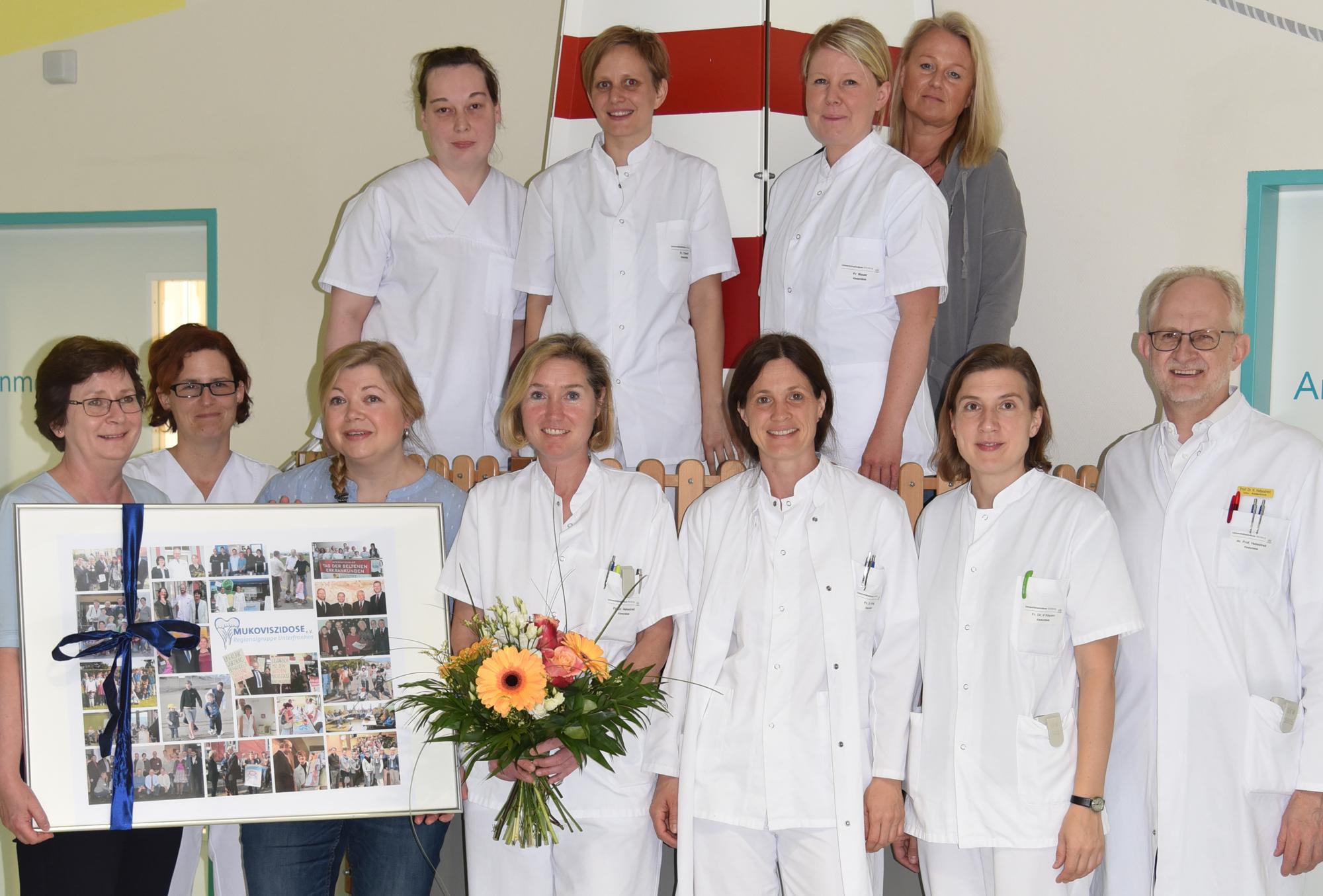 f568b35875dd41 Bei der Jubiläumsfeier im Toscana-Saal der Würzburger Residenz (von links)   Dr. Alexandra Hebestreit